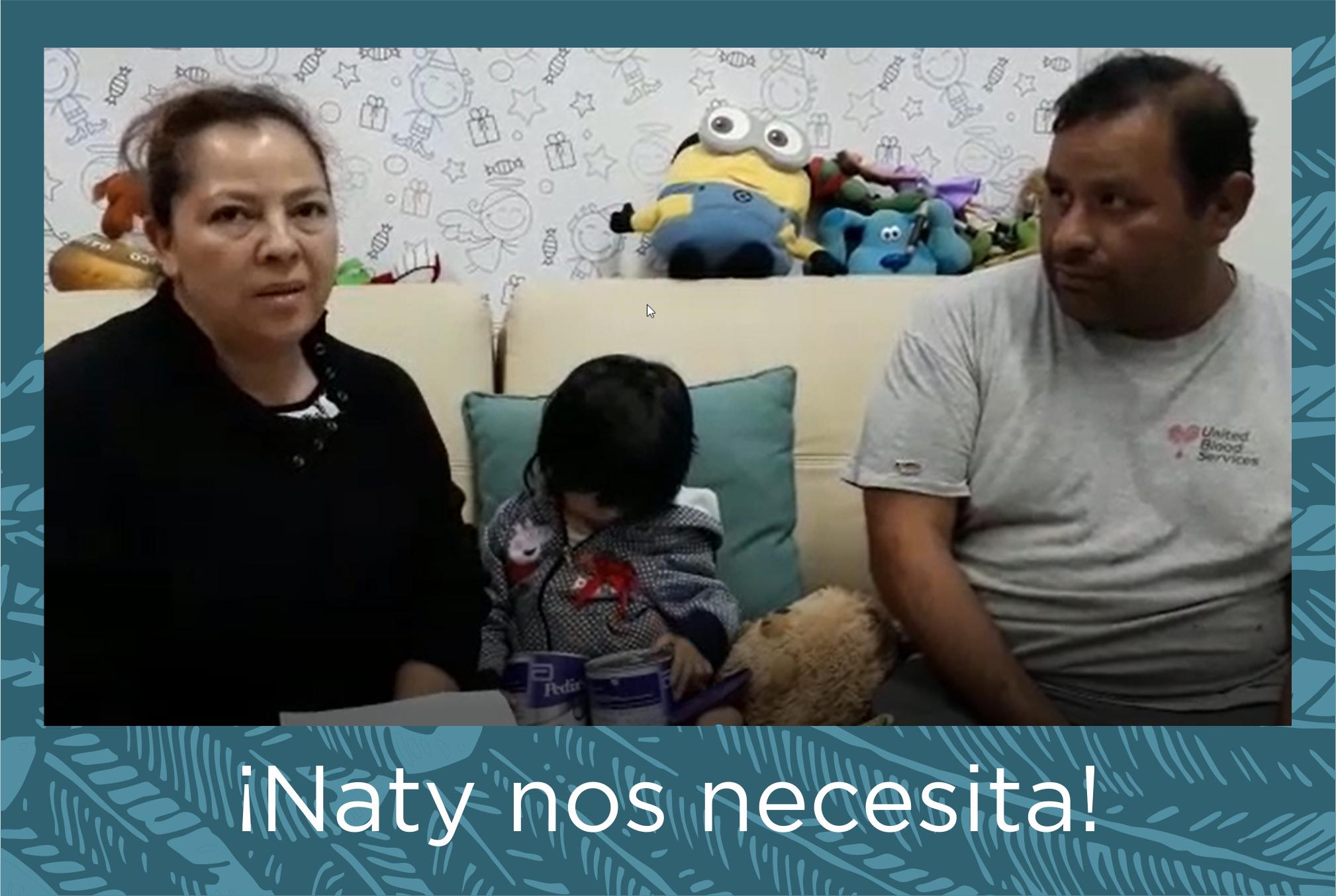 Naty Necesita De La Ayuda De Todos!